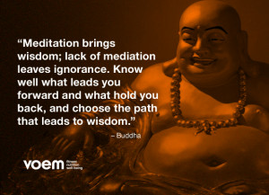 Meditation Quotes Buddha For example, if you're new at