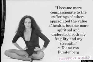 Inspiring Quotes From Diane von Furstenberg's 'The Woman I Wanted To ...