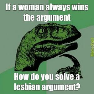 Lesbian Argument