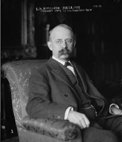 Quotes by Edward H Harriman