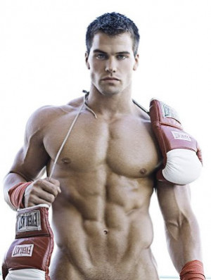 Jed Hill: Football Jock as Enhanced Underwear Model