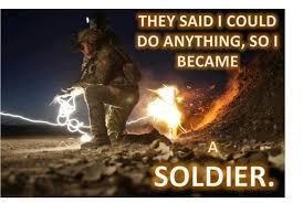 female military quotes