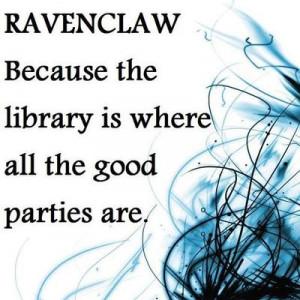 Good Ravenclaw Quotes