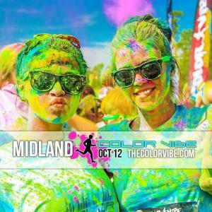 Midland, Texas color Vibe