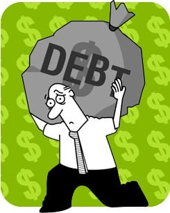 ... heavy burden of debt some interesting quotations and sayings for you