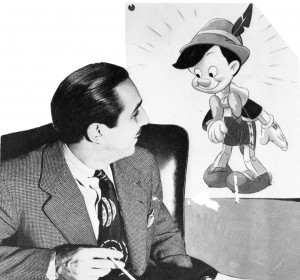 released on february 7 1940 pinocchio was walt disney s second full ...