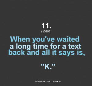 hate, i hate, life, mood, quote, texting - inspiring picture on Favim ...
