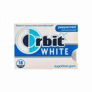 Orbit White Gum Peppermint...