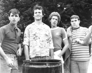 Still of Bill Murray, Jack Blum, Russ Banham and Keith Knight in ...