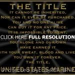 Marine Corps Quotes USMC
