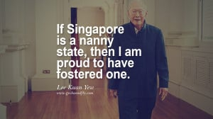 25 Inspiring Lee Kuan Yew Quotes On From Third World To First