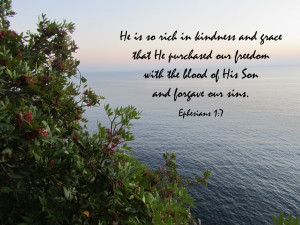 about from this verse - and the depth and breadth of God's kindness ...