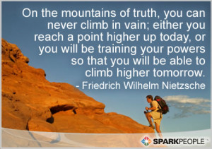 Climbing Motivational Quotes Pictures