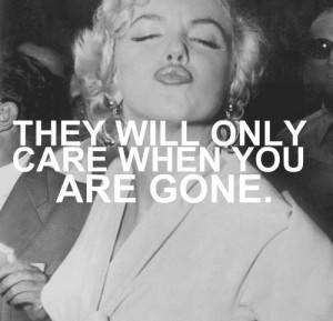 Share This Marilyn Monroe Quote On Facebook!