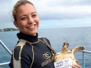 Women Marine Biologists Famous