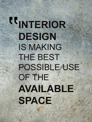 Interior Design Quote - Available Space