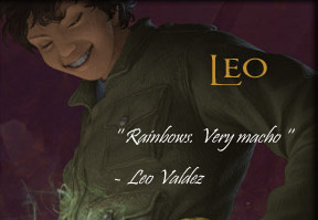 The Lost Hero Leo Valdez Quotes