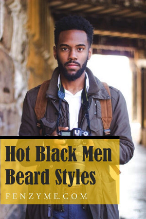 Black Men with Beards