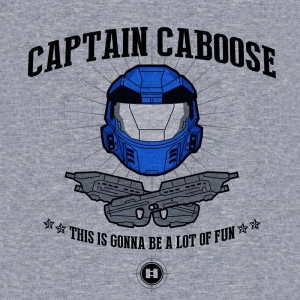 Caboose Red Vs Blue Rvb captain caboose shirt