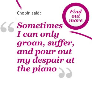Etudes, nocturnes, waltzes, concertos - Chopin composed some of the ...