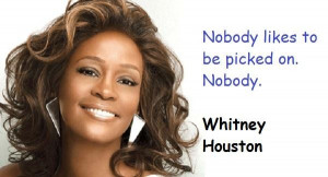 Whitney houston famous quotes 2