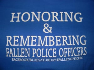 Honor Fallen Police Officers on Facebook