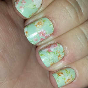 Jamicure Love Jamberry Nails picture