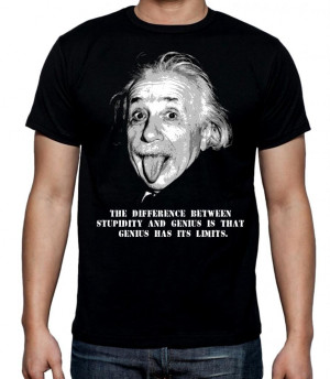 ALBERT-EINSTEIN-QUOTE-T-SHIRT-Physics-Science-Philosophy-Geek-S-to-3XL