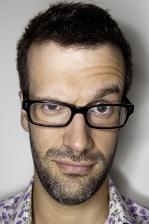Marcus Brigstocke hosts It s Our Future on 20 April Photograph