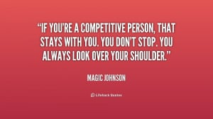 Competitive People Quotes