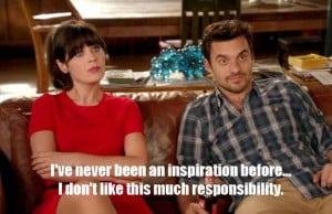 New Girl- Nick Miller Quote