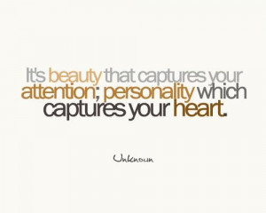 Captures your heart quote