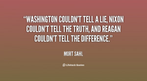 Quotes About Telling a Lie