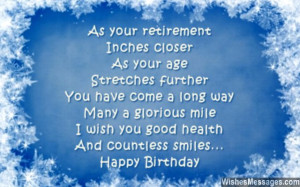60th birthday wish for a greeting card 60th Birthday Wishes: Quotes ...
