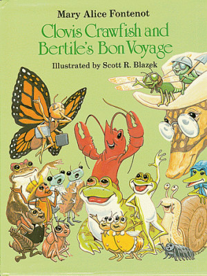 """... """"Clovis Crawfish and Bertile's Bon Voyage"""" as Want to Read"""