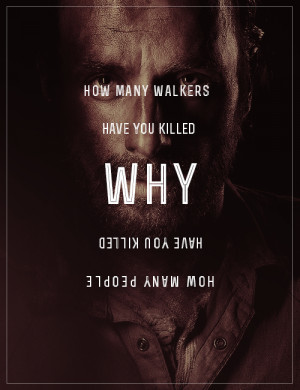 Walking Dead Rick Grimes Quotes