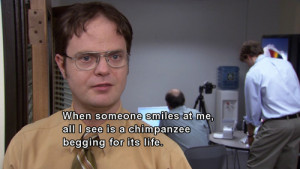 the office television Season 2 subtitles dwight schrute