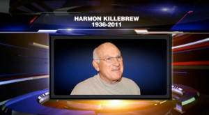 Harmon Killebrew, 74, passes away - 5/17