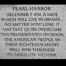 Today marks 69 years since the Japanese air attack on Pearl Harbor ...