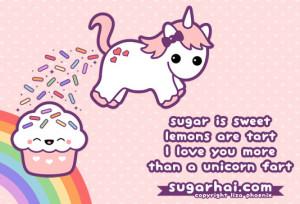 Unicorn Poop Jelly Beans