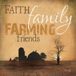 Farming Sayings Farming by artist marla rae