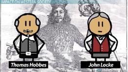 Thomas Hobbes & John Locke: Political Theories & Competing Views
