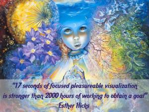 Creative Visualization Masterclass http://yourlifecreation.com ...