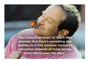 10 amazing Robin williams quotes
