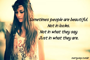 beauty, cute, girl, quote