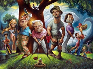 Bushwood - A Tribute to Caddyshack -- $129 to $4,015