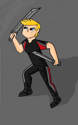 The Hunger Games Cato