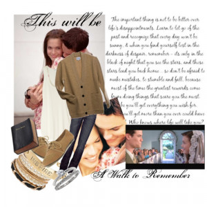 Walk to Remember - Polyvore