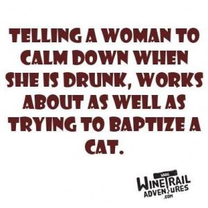 Funny wine joke