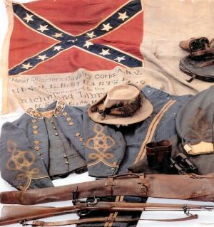 Major General J.E.B. Stuart's uniformCivil Wars, Stuart Uniforms, Wars ...
